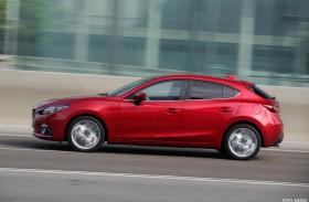 Mazda3 <br />Drei ist keiner zu viel