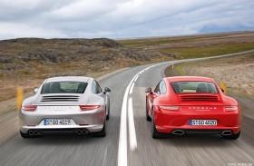 Porsche 911 Carrera S <br />So strebsam wie sportlich
