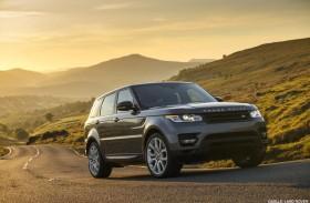 Range Rover Sport <br /> Stadt, Land, Fluss