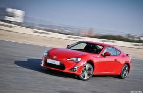 Toyota GT86 <br />Verboten vergnüglich