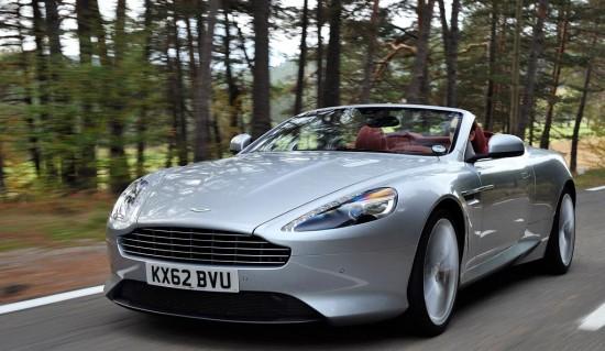 Aston Martin DB9 <br />Ganz große Oper