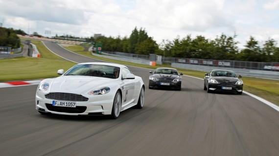 Aston Martin Track Day <br /> Mehr Sport wagen