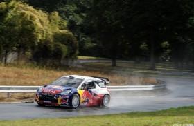 Citroën Racing <br />Überall Überraschungen