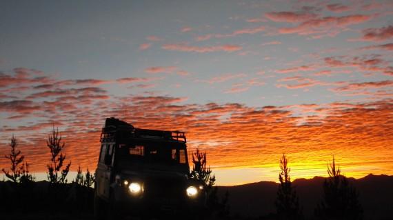 Land Rover Experience Tour <br />Staub und Staunen in Bolivien