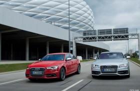 Audi S6 und S7 <br />S ist angerichtet