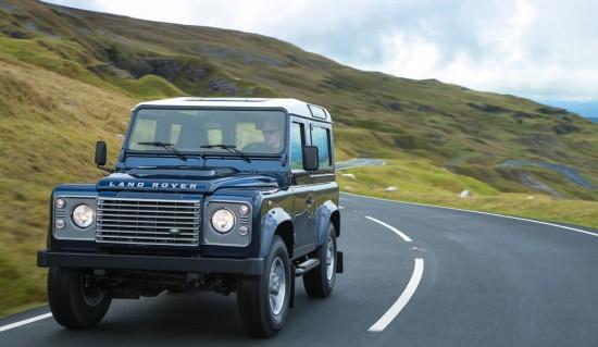 Land Rover Defender <br />Die Weisheit des Alters