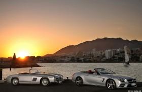 Mercedes SL 500 <br />Gran Tourismus