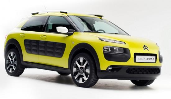 Premiere Citroën C4 Cactus <br />Weil einfach einfach ist